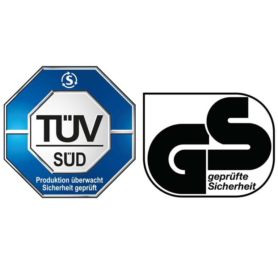Logotipo TÜV GS
