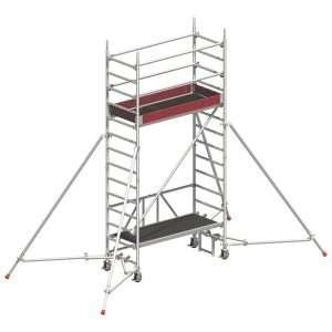 Torre móvil Zifa de 3 metros de altura