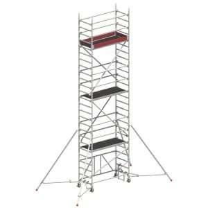 Torre móvil Zifa de 6 metros de altura