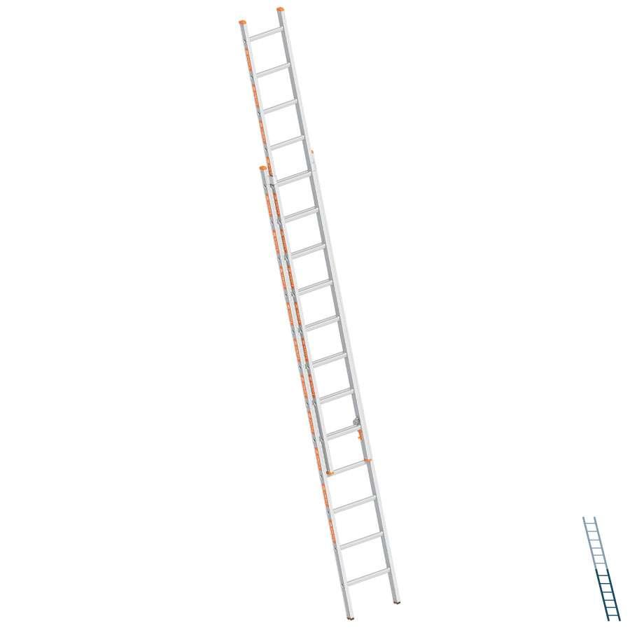 Escalera extensible TOPIC 1035