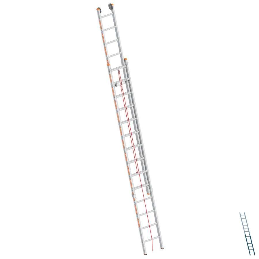 Escalera extensible TOPIC 1037