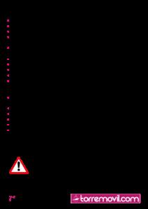 Directrices de utilización de las torres móviles