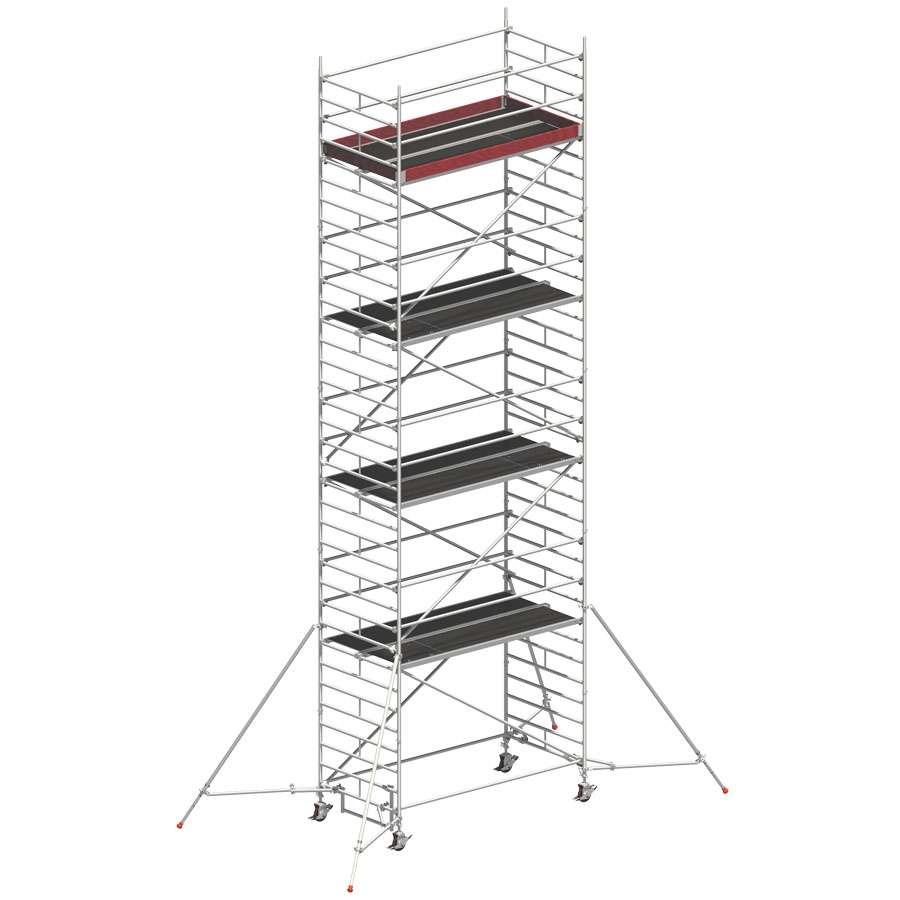 Torre modelo UniAncho de 8 metros de altura