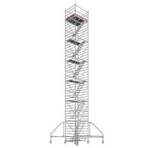 Torre móvil UniComfort de 12 metros de altura
