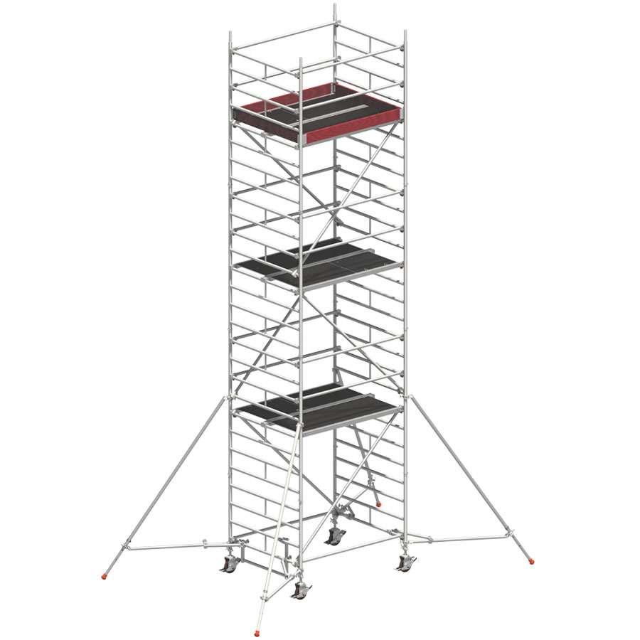 Torre móvil UniCompacto de 6 metros de altura