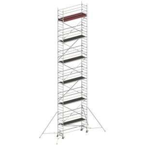 Torre móvil UniEstándar de 11 metros de altura