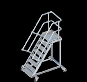 escalera industrial