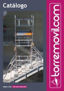 Catálogo torres móviles