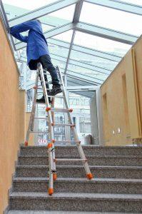 Extensión para escalera
