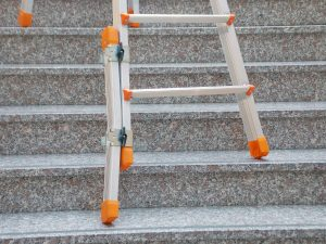 Extension para escalera